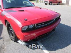 08-20 Dodge Challenger Black Hood Pin Pins Kit Stainless Mopar Genuine OEM New