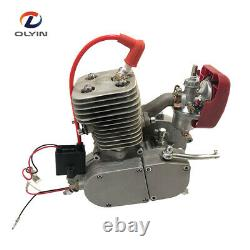 100cc 2 Stroke Real YD100 Motorized Bicycle Engine Motor Complete Kit