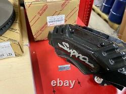 1993-1998 Toyota Mk4 Supra 3.0l Turbo New Oem Genuine Front Brake Caliper Kit