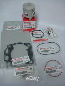 1997 2000 YZ125 GENUINE YAMAHA TOP END KIT WithGASKETS