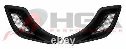 1997-2004 C5 Corvette Z06 Genuine GM LH & RH Rear Brake Duct Scoop Vent Kit
