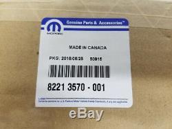2009-2013 Dodge Ram 1500 Rambox Cargo Management Kit MOPAR GENUINE OEM BRAND NEW