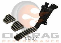 2010-2015 Chevrolet Camaro Genuine GM ZL1 Pedal Kit Manual Transmission