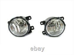 2014-2019 Ram Promaster Fog Lamp Lights Kit Mopar Genuine Oem New 82214048