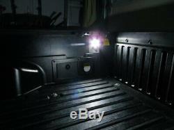 2016-2020 Toyota Tacoma Led Bed Lighting Kit Genuine Oem Accessory Pt948-35160