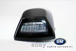 2020-21 Silverado Sierra HD Roof Marker Clearance Lamp Kit Black Genuine OEM GM