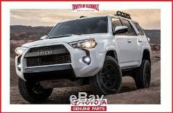 2020 Toyota 4runner Trd Pro Toyota Block Letter 2 Piece Grille Kit Genuine Oem
