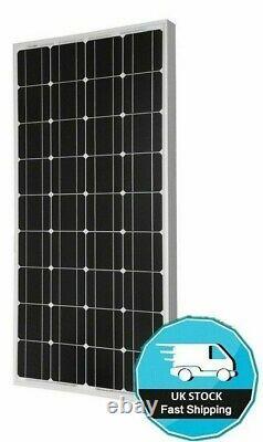 250 WATT MOTORHOME CAMPER RV SOLAR PANEL KIT genuine MPPT charge controller 250w