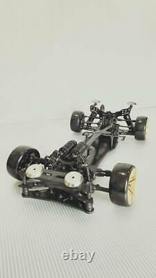 3Racing Sakura D5S Rwd 1/10 Scale Rc Drift Car Chassis Kit New