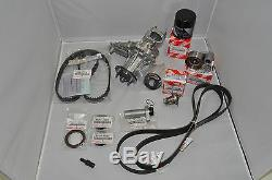 93-98 Toyota Supra Timing Belt Kit 2JZGTE Genuine OEM Parts