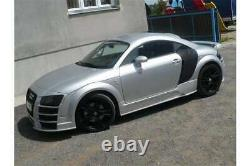 Audi Tt 8n Full Body Kit / Body Kit / Fit Perfect / Real Photo