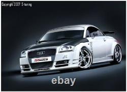 Audi Tt 8n Mk1/ Full Body Kit / Body Kit / Fit Perfect / Real Photo