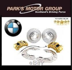 BMW E81 E87 E90 E91 E92 E93 Front Big Brake Kit Retrofit Kit GENUINE BMW