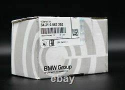 BMW Genuine Rear Axle Brake Kit- Discs and Pads Set Fit for 5 Series F10, F11