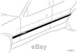 BMW Genuine Side Door M Moulding Trim Retrofit Kit E36 3 Series 82119403140