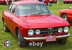 Bodenblech Alfa Romeo 105 115 Spider Giulia Gt 70-93 Vorne Links Hängende Pedale