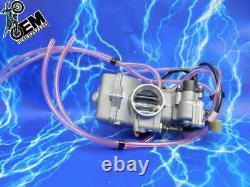 Complete 2 Stroke 38mm Carburetor Kit Mikuni TMX Carb Intake Genuine OEM Stock