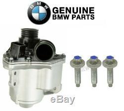 Electric Water Pump withBolts Kit Genuine For BMW E60 E61 82 E88 E90 F01 335i 535i