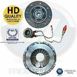 FOR ROVER 75 MG ZT ZT-T 2.0 CDTi DIESEL 3 PIECE CLUTCH KIT CSC BEARING UPRATED