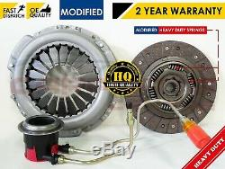 FOR ROVER 75 MG ZT ZT-T 2.0 CDTi DIESEL CLUTCH KIT 3 PIECE CSC BEARING NEW OE
