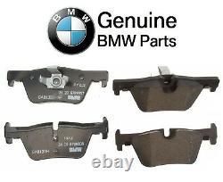 For BMW F22 F23 F30 F31 F32 F33 F34 F36 Front & Rear Brake Pad Sets Kit GENUINE