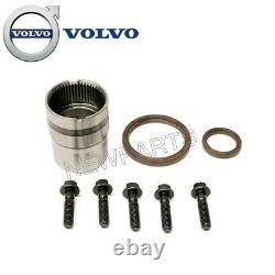 For Volvo S60 V70 XC70 XC90 Transfer Case Angle Gear SplineService Kit GENUINE