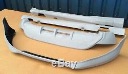 Ford Fiesta Mk7 08-12 / 3-5 Doors / Full Body Kit / Fit Perfect / Real Photo