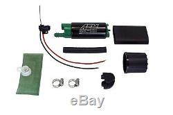 GENUINE AEM 50-1200 340LPH E85 Performance Intank Fuel Pump +Install Kit Ethanol