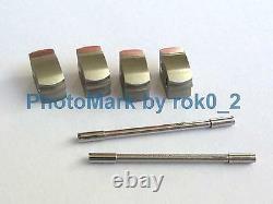 GENUINE AUDEMARS PIGUET ROYAL OAK OFFSHORE S/S 4.5mm PLOTS KIT END LINKS NEW