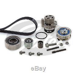 GENUINE GATES Timing Cam Belt Water Pump Kit GATKP25649XS-1