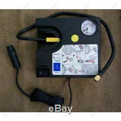 GENUINE Mercedes-Benz Air Tire Pump Compressor TIREFIT 0005832202 For Car Kit