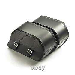 GENUINE Triumph Bonneville T100/T120 Leather Pannier Kit A9518178 NEW £350 OFF