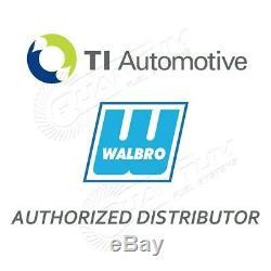 GENUINE WALBRO/TI F90000295 535LPH High Performance E85 Fuel Pump +400-1168 Kit