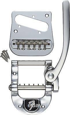 Genuine Bigsby Fender F B5 Telecaster Vibrato Kit 086-8013-004