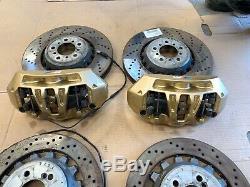 Genuine Bmw F87 M2 F80 M3 F82 F83 M4 Cs Gts Carbon Ceramic Brake Retrofit Kit