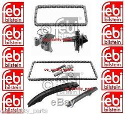Genuine Febi Bilstein Timing Chain Kit BMW 3 E36 E46 5 E34 E39 E60 M50 M42 M54