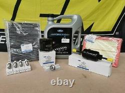 Genuine Ford Fiesta MK6 ST150 Full Service Kit Oil Air Pollen Cabin Filter