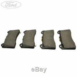 Genuine Ford Focus Mk3 RS Front Brake Pads Set Kit x4 2016-2018 2003984