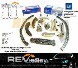 Genuine GM Holden Omega SV6 VZ VE Timing Chain Kit Set 3.6l V6 Alloytec LY7