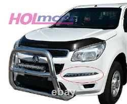 Genuine Holden RG Colorado DRL LED Daytime Running Light Upgrade Kit GMH 2013-16