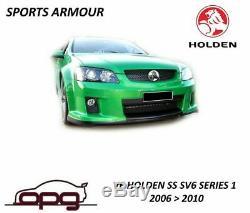 Genuine Holden Spoiler Sports Armour Kit All Ve Ss Ssv Sv6 Sed Wag Ute Series 1