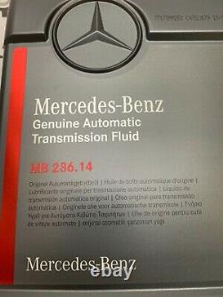Genuine Mercedes Benz 722.6 5 Speed Automatic Gearbox 6l Service Kit