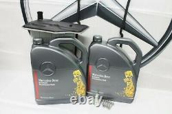 Genuine Mercedes-Benz 722.9 Automatic Gear Box Torque Converter Service Kit NEW