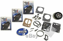Genuine Mikuni Triple Carb Carburetor Rebuild Kit Yamaha GP1200R XL1200 XLT1200
