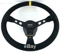 Genuine Momo steering wheel and boss kit for Porsche 911 996 GT3 Cup 986 Boxster