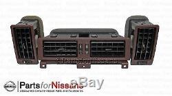 Genuine Nissan 1987-1992 Pathfinder Hardbody D21 Pickup Red Ac Vent Set Kit New