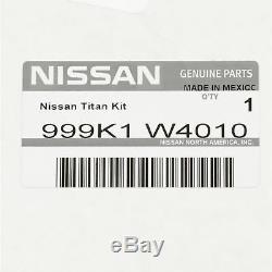 Genuine Nissan 2016-2018 Titan XD Remote Engine Start Transmitter Kit New Oem