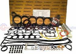Genuine Nissan Skyline R34 RB25DET NEO GT-T Complete Engine Gasket Repair Kit