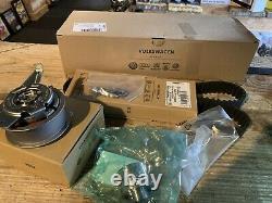 Genuine OEM VAG VW CADDY GOLF MK7 & GTD PASSAT 12 1.6 2.0 TDI Timing Belt Kit