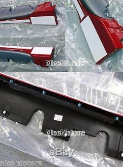 Genuine SIDE SKIRT Body Kit LH RH For Hyundai Veloster Turbo 2012 2016
